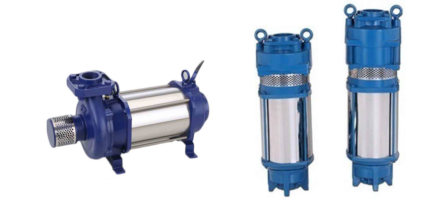 Vertical Horizontal Openwell Pumps